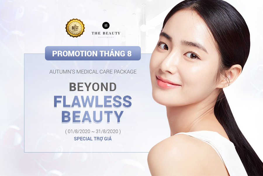 PROMOTION THÁNG 8: SPECIAL TRỢ GIÁ  – Autumn's Medical Care Package